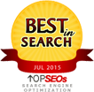 best seo company ranked by topseos